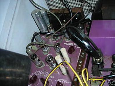Rock-Ola Princess Amplifier